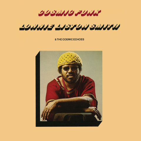 Lonnie Liston-Smith - Cosmic Funk (Limited Gold Vinyl Edition) - Real Gone Music RGM-0895 - Vinyl, LP