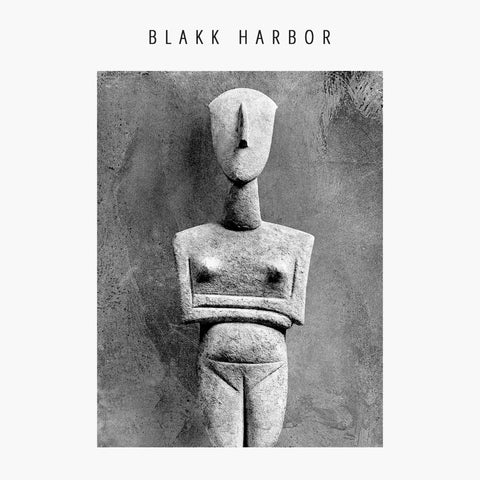 "Blakk Harbor - A Modern Dialect : Blakk Harbor Cat No: BH003 : 12"" Transparent Red Vinyl"