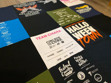Load image into Gallery viewer, Race T-Shirt Quilt from Revive-The-Tee