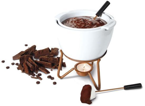Make Your Own Chocolate Fondue Kit