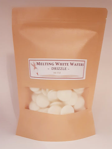 Melting White Wafers - 10 oz.