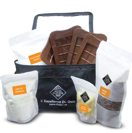 DIY Chocolate Making Kit