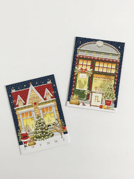 Advent Calendar Cards - Free Shipping