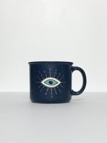 Third Eye Mugs - set of 2
