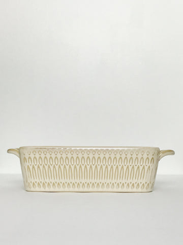 Vintage-Inspired Baking Dish