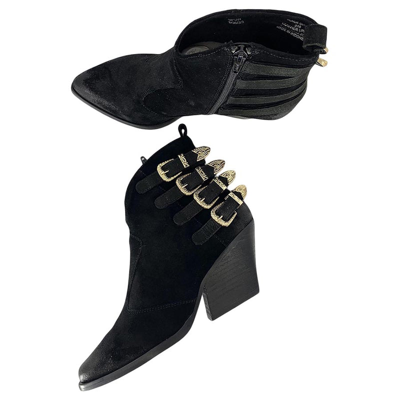 STEVE MADDEN SPOW ANKLE BOOT SORT