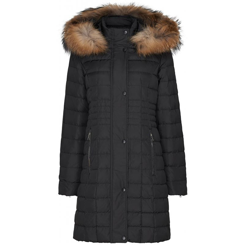 BARK OF SWEDEN 7025 LONG JACKET SORT