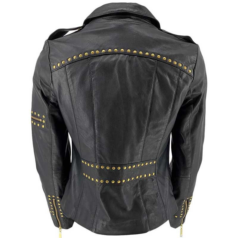 BTF CPH 100043 BIKER WITH STUDS SORT