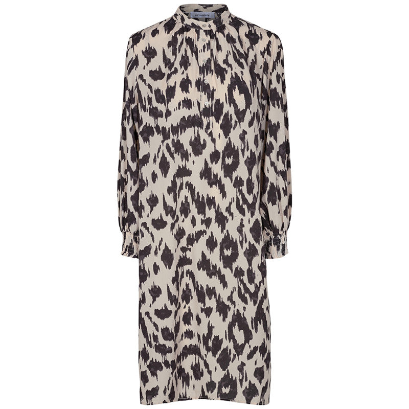 CO COUTURE ATELIER SHIRT DRESS PRINT
