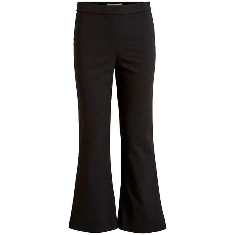 VILA VIKLERA HWSL NEW CROPPED PANT SORT