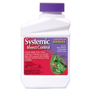 BONIDE SYSTEMIC INSECT CONTROL 1PT