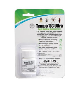 Bayer Tempo® SC Ultra Pest Control Concentrate