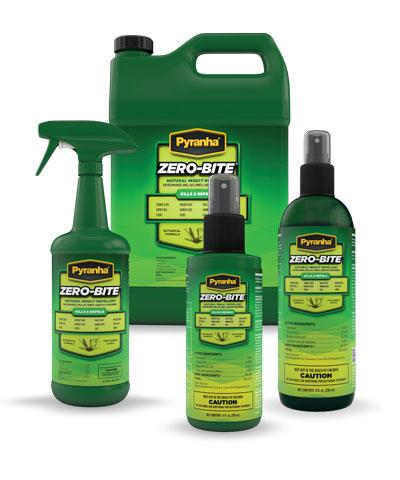 Pyranha Zero-Bite®Natural Insect Spray
