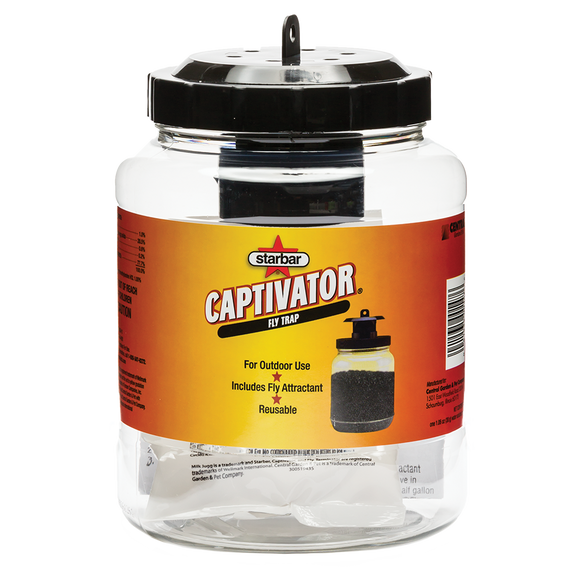 Starbar CAPTIVATOR® FLY TRAP