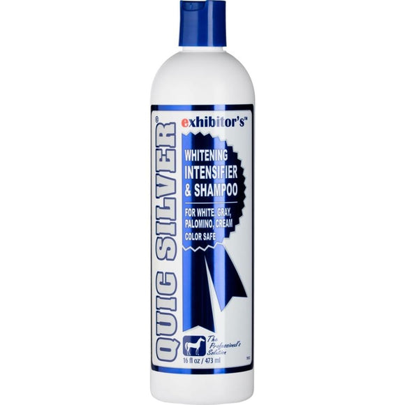 EXHIBITOR'S QUIC SILVER WHITENING SHAMPOO