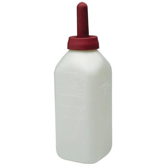 LITTLE GIANT NURSING BOTTLE WITH SNAP ON NIPPLE