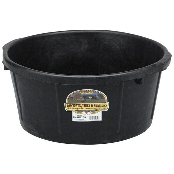 LITTLE GIANT ALL PURPOSE RUBBER TUB