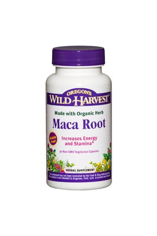 Oregon's Wild Harvest Maca root