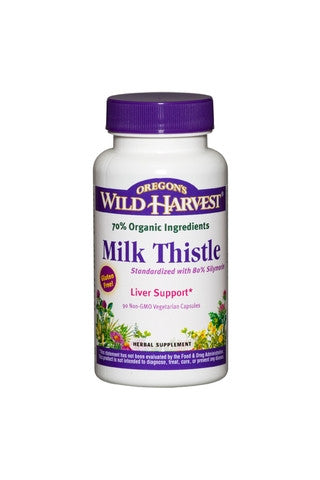 Oregon's Wild Harvest Milk Thistle