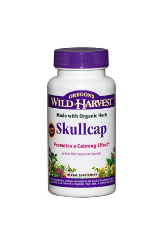 Oregon's Wild Harvest Skullcap