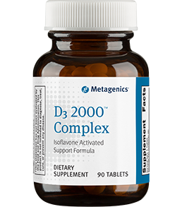 Metagenics D3 2000™ Complex