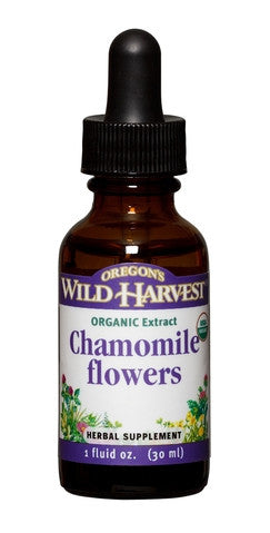 Oregon's Wild Harvest Chamomile flower (extract)