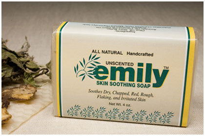 Handcrafted Soap by Emily Skin Soothers