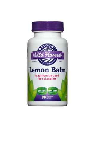 Oregon's Wild Harvest Lemon Balm