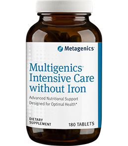 Metagenics Multigenics® Intensive Care without Iron