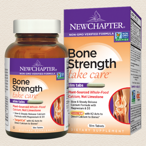 New Chapter Bone Strength Take Care™
