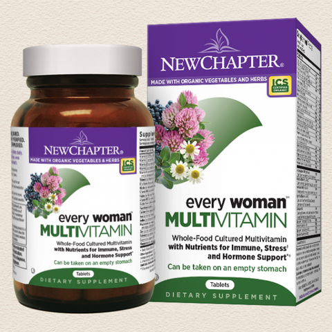 New Chapter Every Woman™ Multivitamin