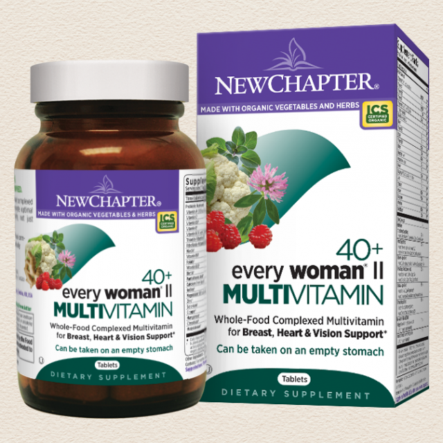 New Chapter Every Woman™ II Multivitamin