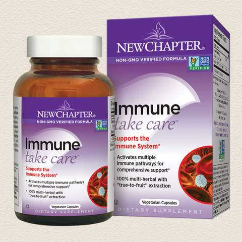 New Chapter Immune Take Care™