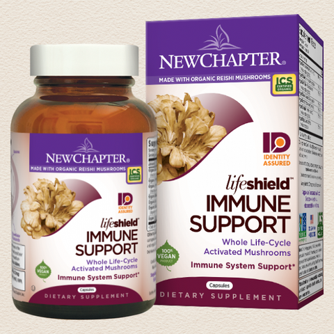 New Chapter LifeShield™ Immune Support