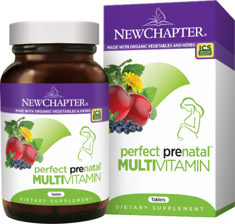 New Chapter Perfect Prenatal™ Multivitamin