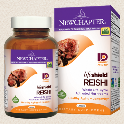New Chapter LifeShield™ Reishi