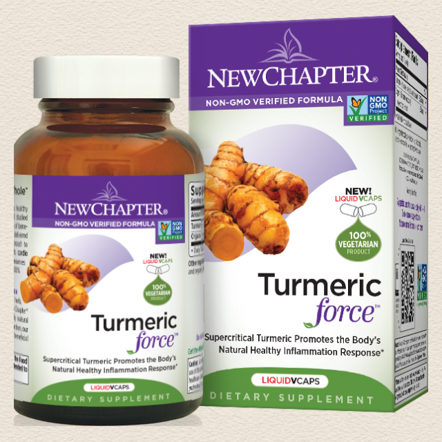 New Chapter Turmeric Force™