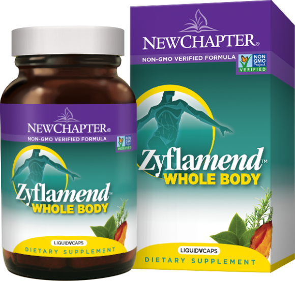 New Chapter Zyflamend™ Whole Body