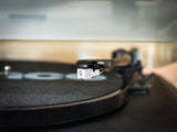 Lenco L-30BK Turntable with USB/PC encoding - Black