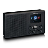 Lenco DIR-60BK - Internetradio FM radio with app control - Black