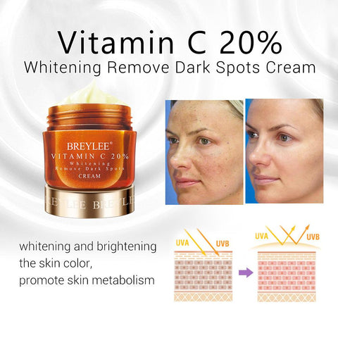 Repair Fade Freckles Remove Dark Spots Face Cream