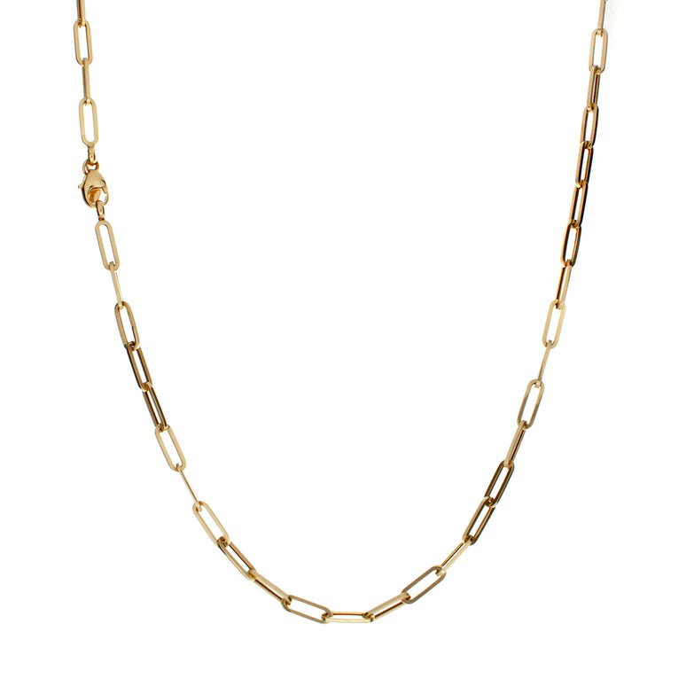 The Staple Link Necklace