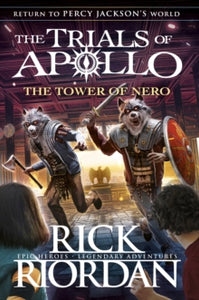 The Trials of Apollo: The Tower of Nero