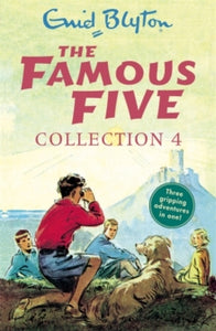 The Famous Five Collection 4 - Books 10-12