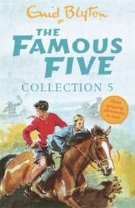 Famous Five Collection books collection 5 - books 13-15