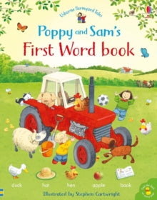 Poppy and Sam's First Word Book