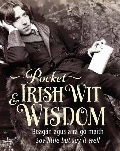 Pocket Book Of Irish Wit & Wisdom
