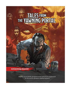 Adventure Tales from the Yawning Portal