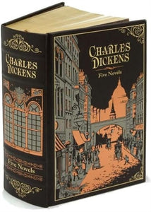 Charles Dickens (Barnes & Noble Collectible Classics: Omnibus Edition): Five Novels