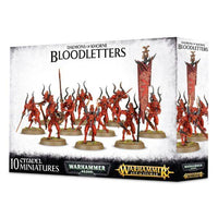 Demons of Khorne Bloodletters